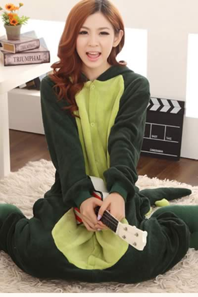 Animal Dinosaur Onesies Pajamas for Women