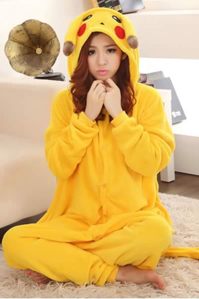 New Pikachu Onesies Pajamas for Women