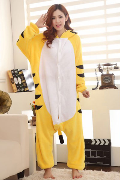 New Naughty Tiger Pajamas for Women
