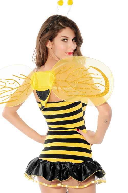 Best Cosplay Busy Bee Costume with Bow
