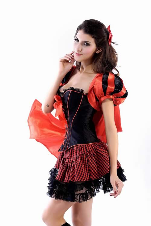 New Women Little Red Riding Hood Costume