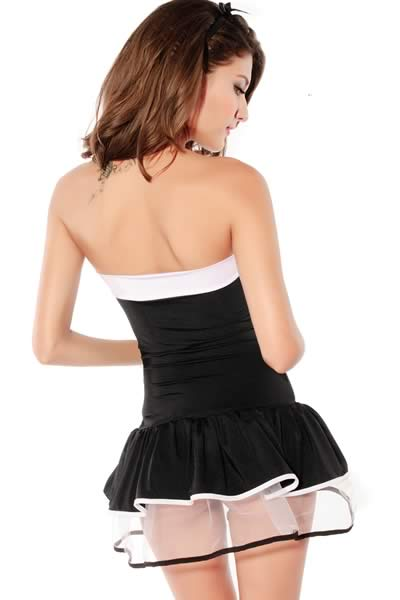 Halloween Servant Maid Costume for Women