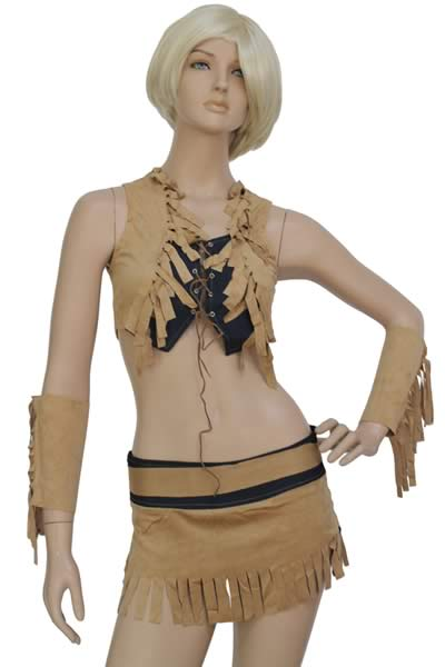 Cosplay Cowgirl Sheriff Costume for Women