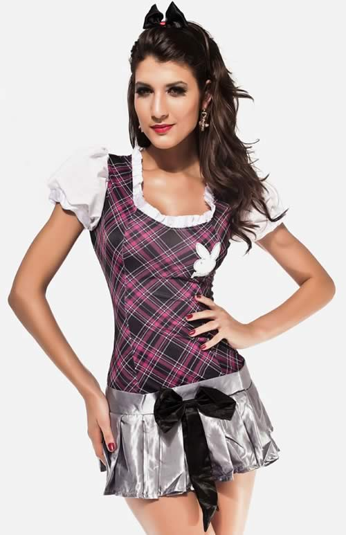 Cosplay Halloween Darling School Girl Costume