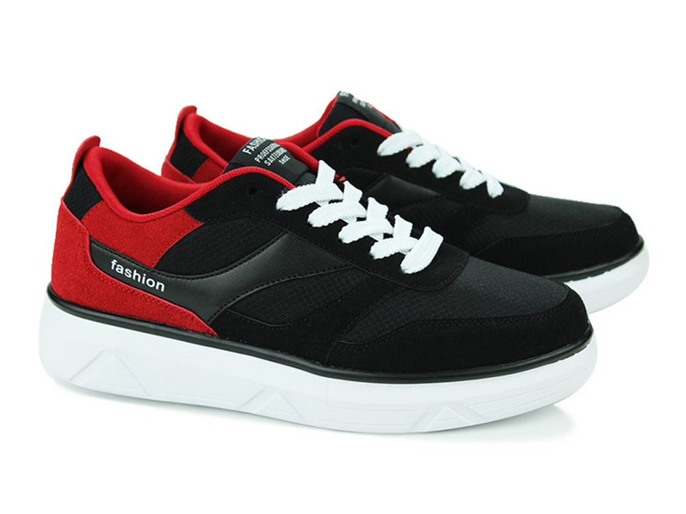 V17 New Fashion Tide Skate Running Shoes in Red