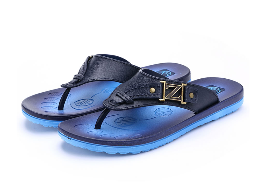 V17 Fashion Collocation Cozy Leisure Sandals in Blue