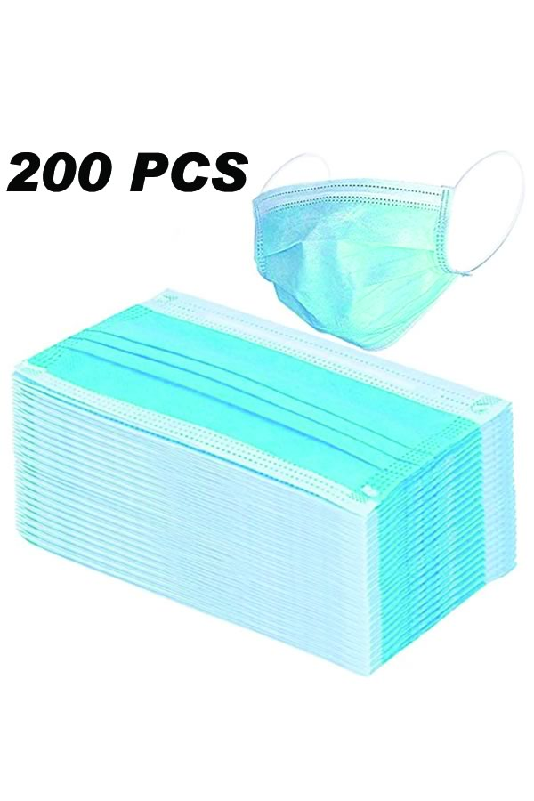 200PCS Disposable Elastic Strip Breathable