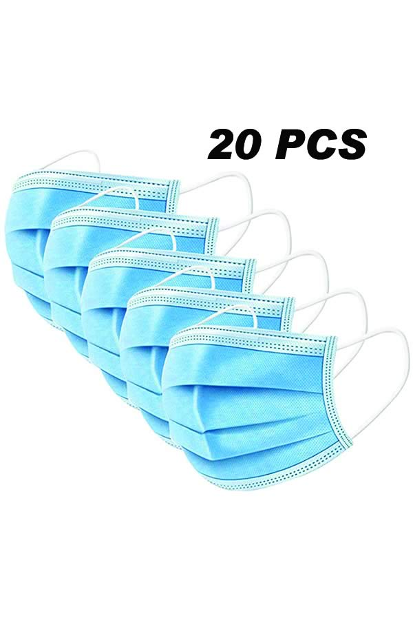20PCS Elastic Strip Breathable Disposable Nonwoven
