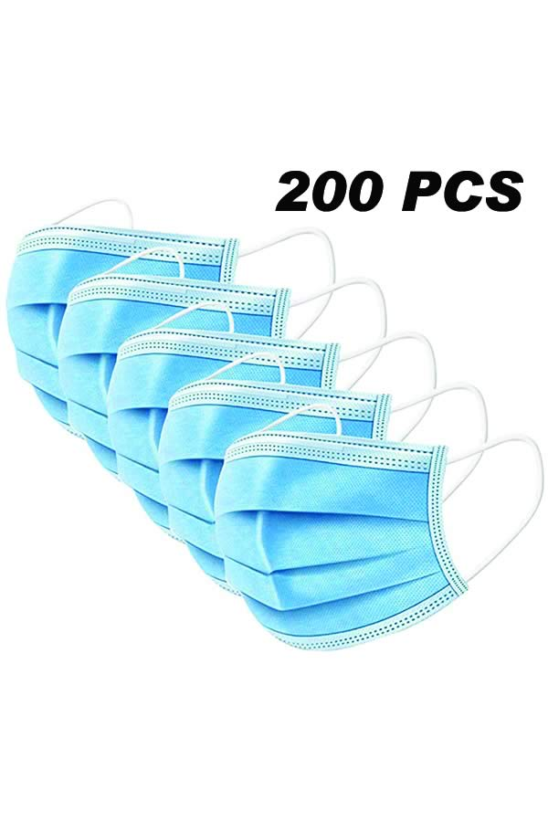 200PCS Elastic Strip Breathable Disposable Nonwoven