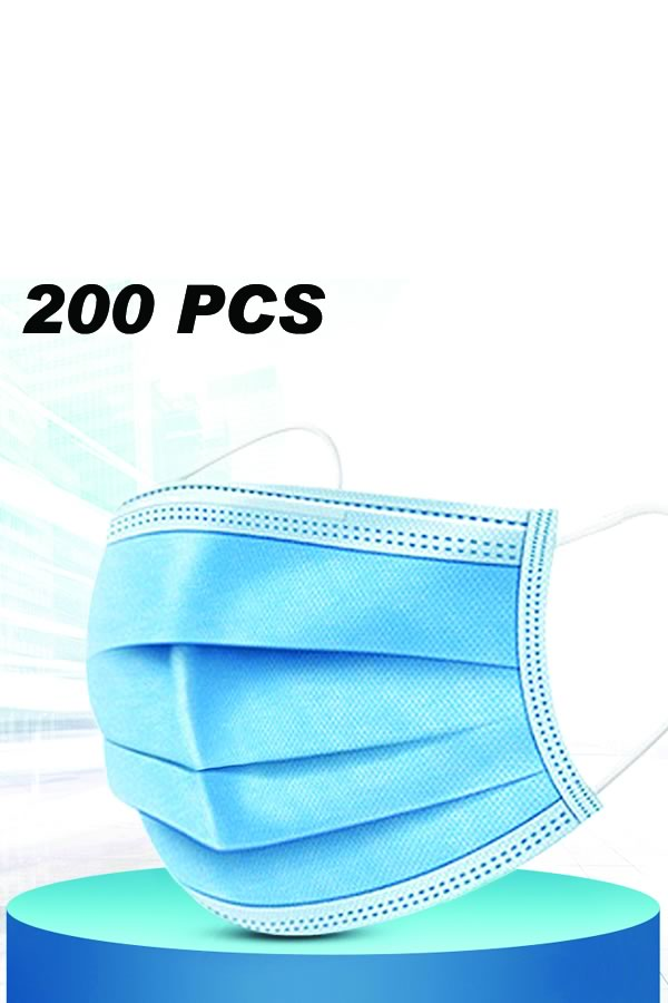 200PCS Elastic Strip Disposable with Breathable