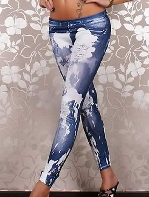 Best Women Blue Bleaching Jeans