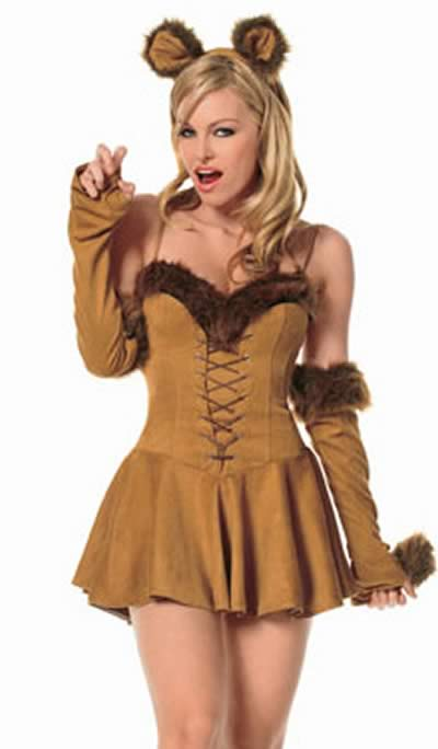 Cosplay Newest Mouse Costume in Brown