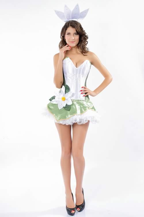 Magic Kiss Princess Fairy Tale Costumes for Women