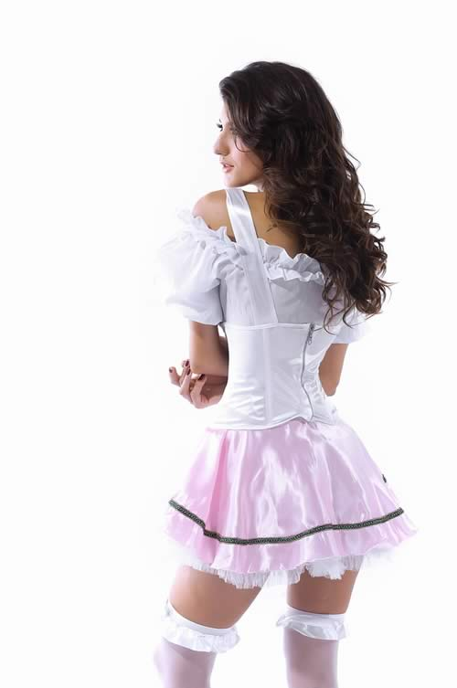 Bavarian Beauty Cosplay Costumes for Girl