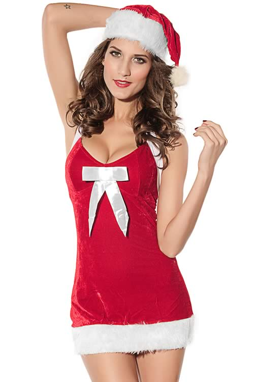 Holiday Helper Santa Sweetie Costume