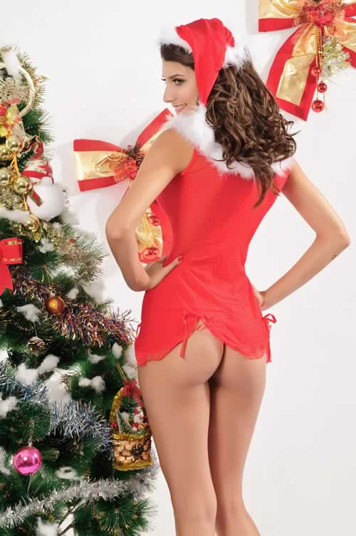 Thrilling Christmas Gift Costumes for Women