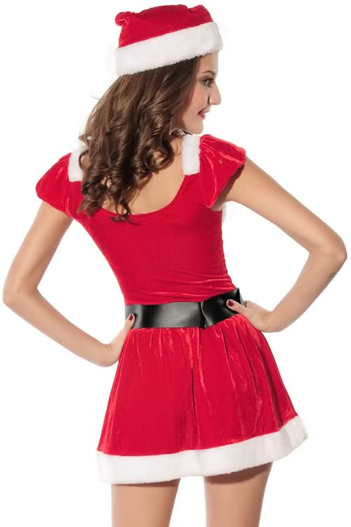 Christmas Mrs Santa Costumes for Women
