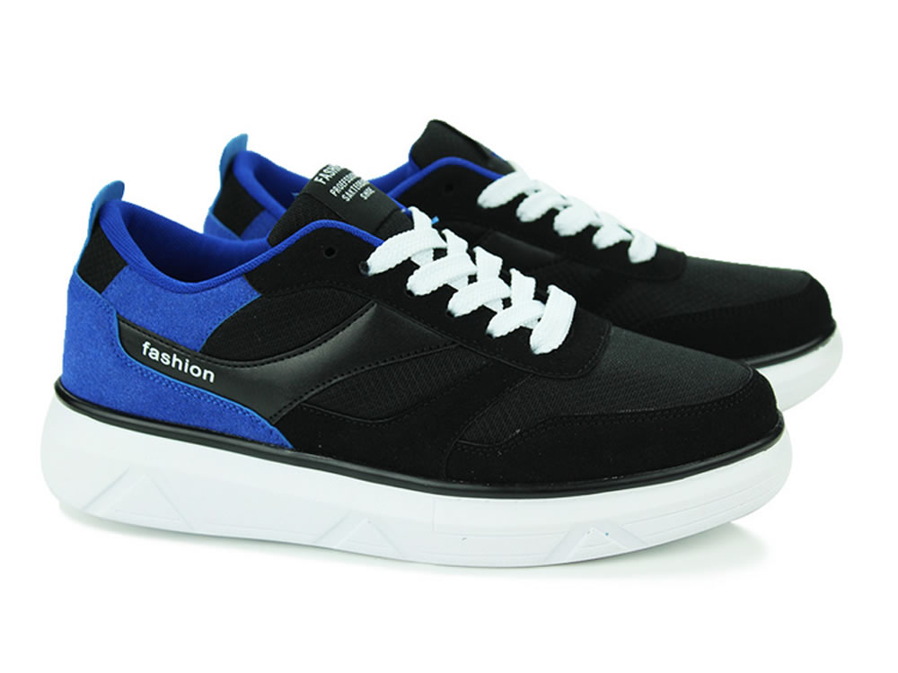 V17 New Fashion Tide Skate Running Shoes in Blue