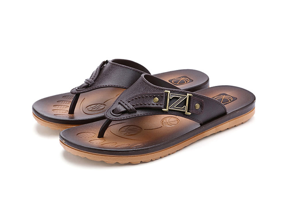 V17 Fashion Collocation Cozy Leisure Sandals in Brown
