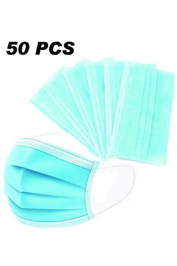 50PCS Anti Dust Disposable Non Woven Breathable
